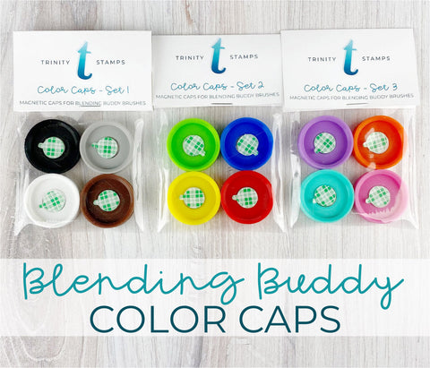 Blending Bar - Magnetic Color Caps