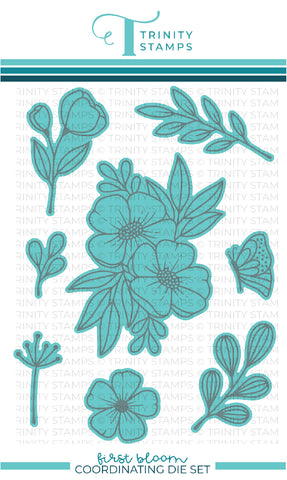 First Bloom Coordinating Die Set
