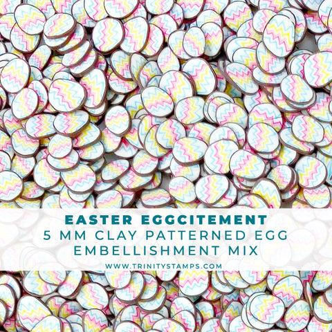 Easter Eggcitement - Clay Sprinkles Mix