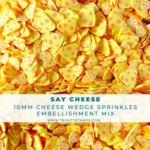 Say Cheese - Clay Sprinkles Embellishment Mix