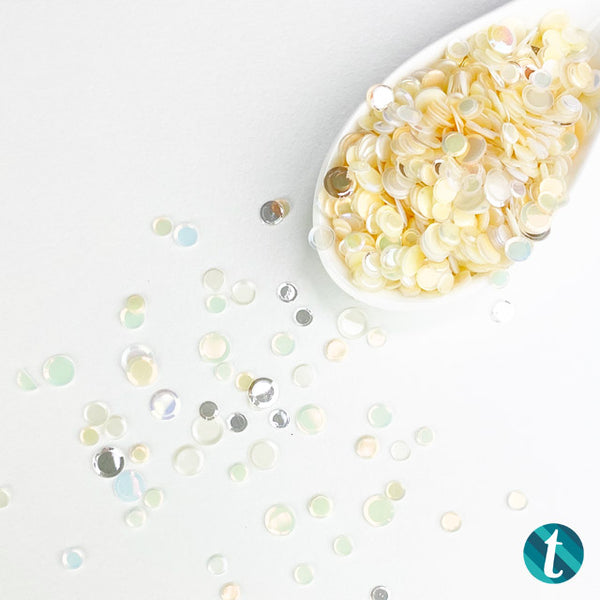 Seashore - Confetti Embellishment Mix