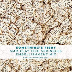 Something's Fishy - Clay Sprinkles Mix