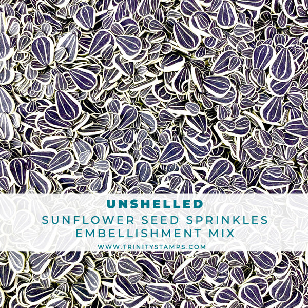 Unshelled- Clay Sprinkles Embellishment Mix