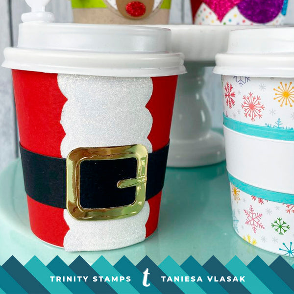 Seasonal (mini) Cup Decor & More Die Set