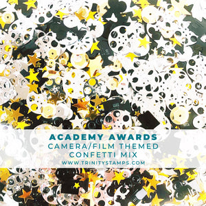 Academy Awards - Film & Camera Confetti Mix