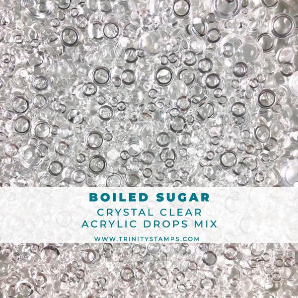 Boiled Sugar Baubles Embellishment Mix