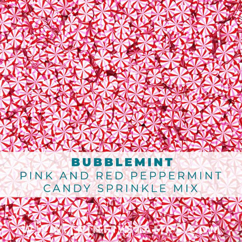 Bubblemint Candy Sprinkles