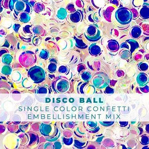 Disco Ball Confetti Mix