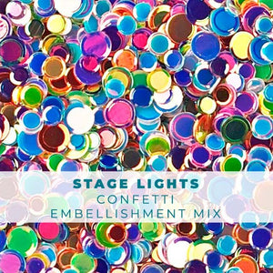 Stage Lights Confetti Mix