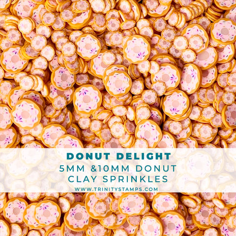 Donut Delight - Donut Sprinkles Mix