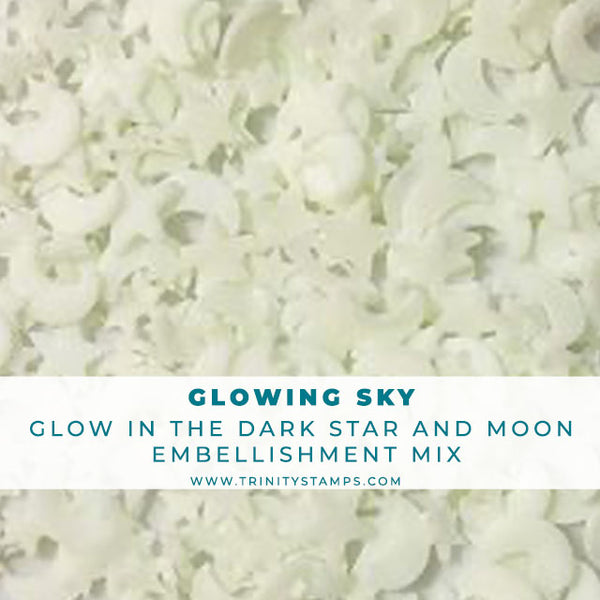 Glowing Sky - Glow-In-The-Dark Embellishment Mix