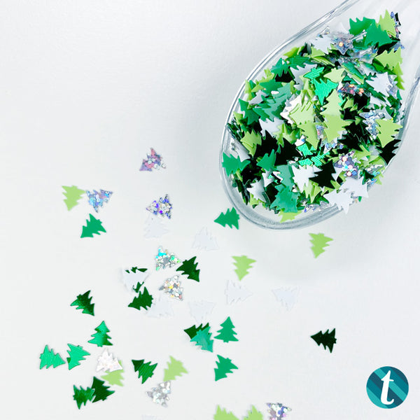 Evergreen Forest Confetti Mix