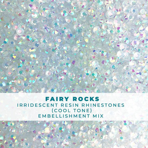 Fairy Rocks - Rhinestone Embellishment Mix