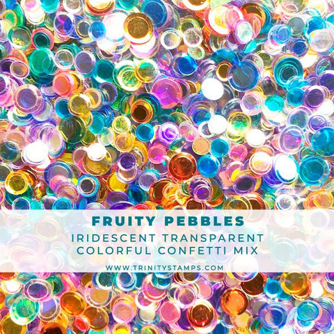 Fruity Pebbles Confetti Mix