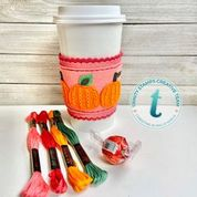Coffee Cozy Hand-Stitching Die Set