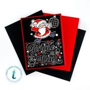 3x4 Shake Your Merry Maker Stamp Set