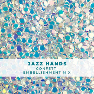 Jazz Hands Confetti Mix