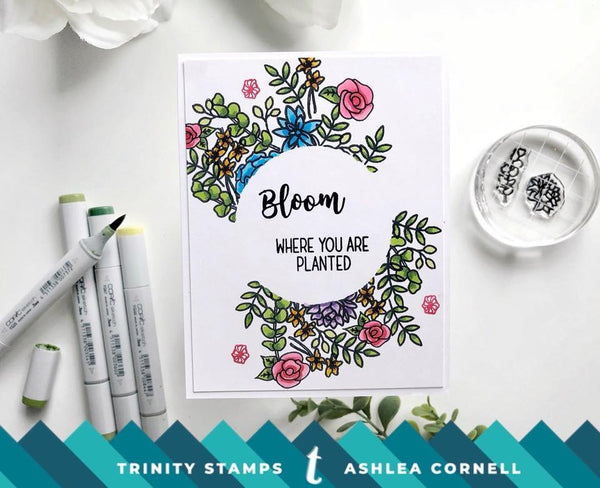 Hello Sweet Friend 4x6 Stamp Set