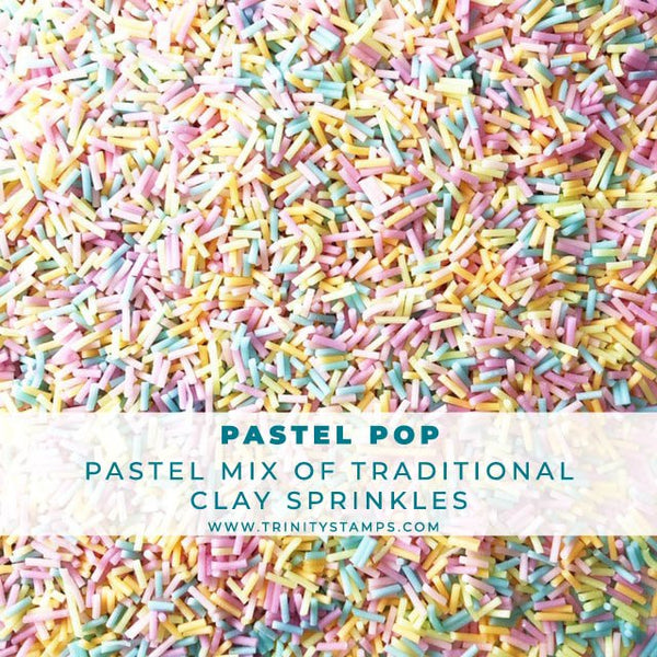 Pastel Pop Sprinkles Mix