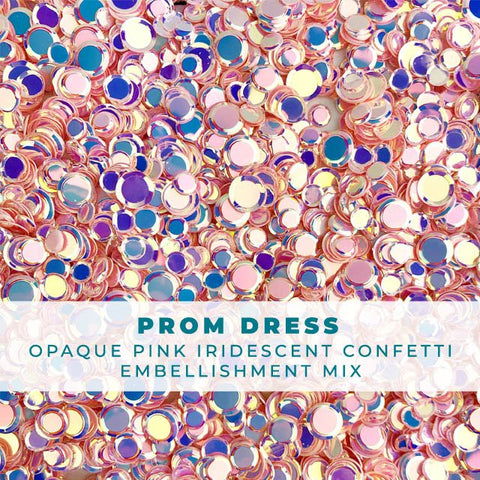 Prom Dress Confetti Mix