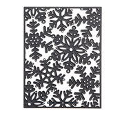 Snowflake A-2 Background die by Darice