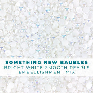Something New Baubles Embellishment Mix