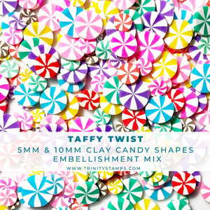 Taffy Twist - Embellishment Mix
