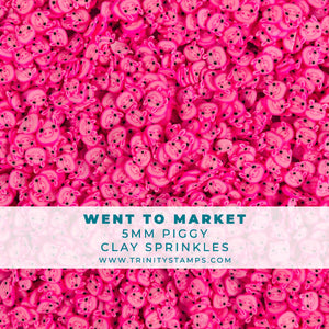 Went To Market - Clay Piggy Sprinkles Mix