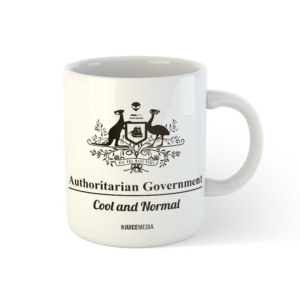 Cool and Normal, Mug - Incl. Delivery (Australia)