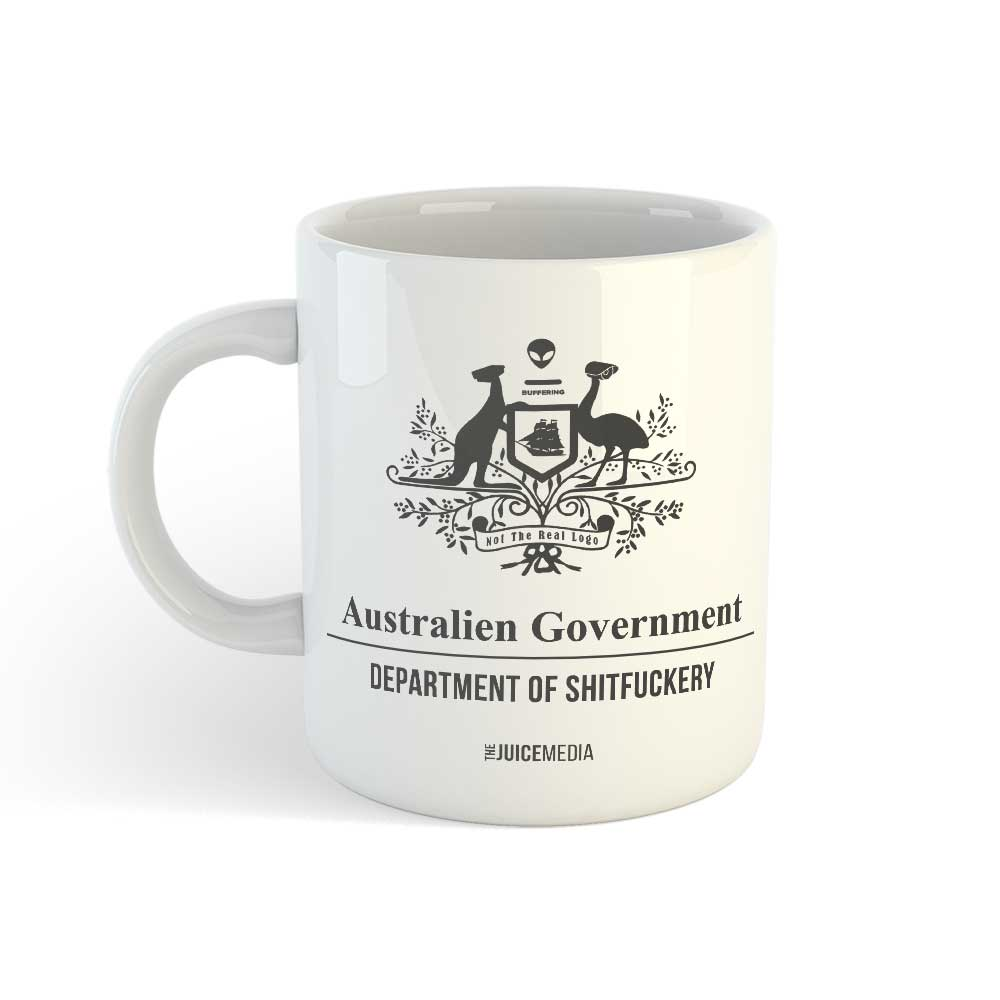 Dept of Sh*tf*ckery, Mug - Incl. Delivery (Australia)