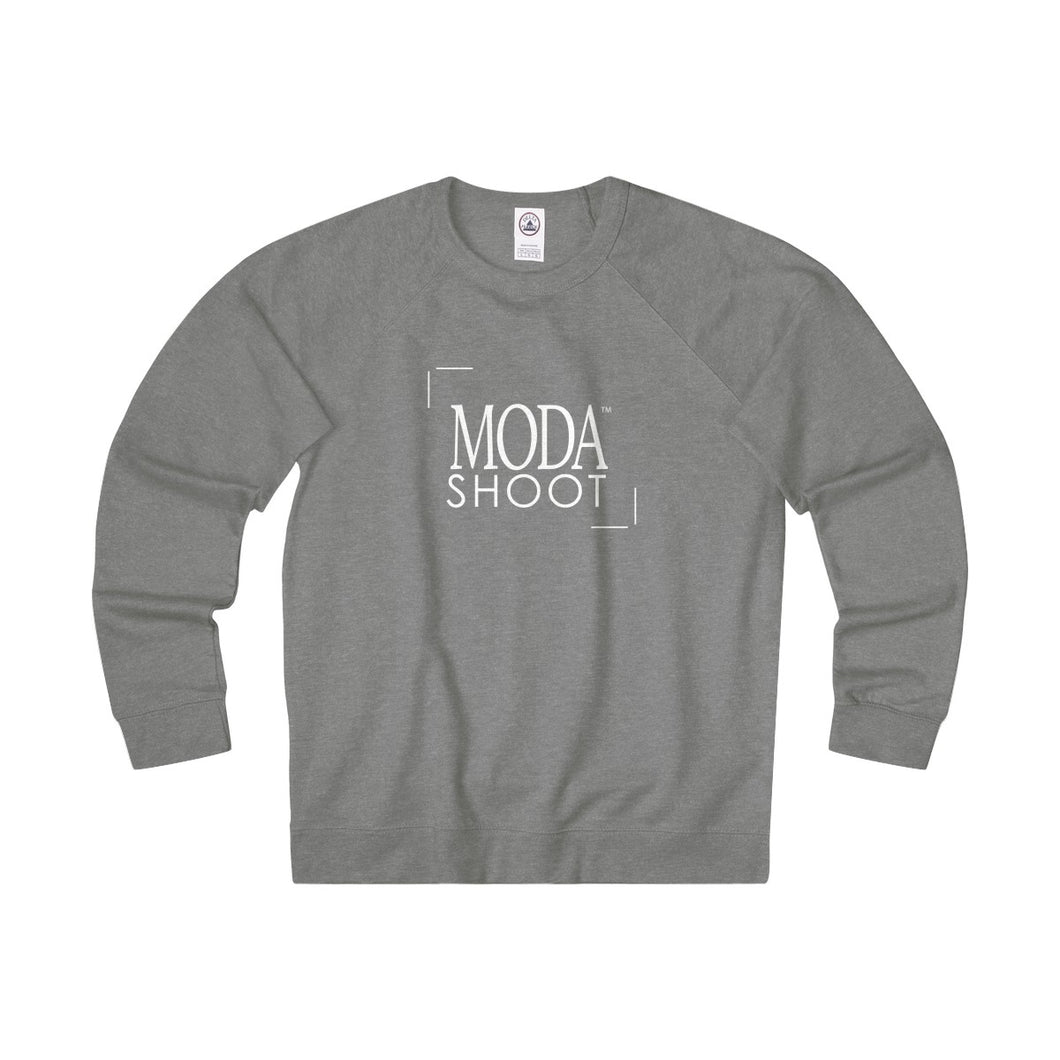 MODA Logo Unisex French Terry Crew
