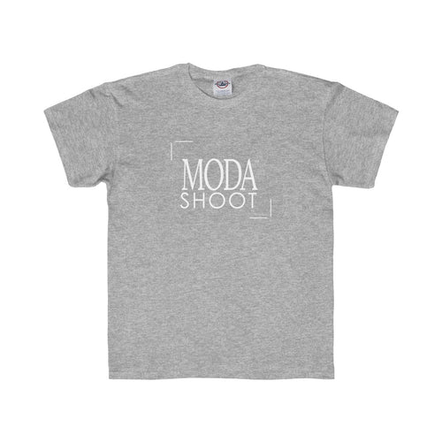 MODA Logo Kids Regular Fit Tee