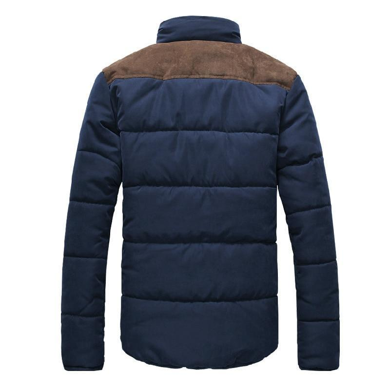 Men's Parka Coat