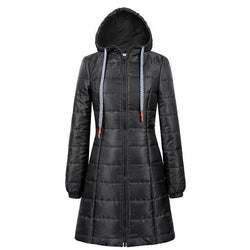 Women's Winter Hooded Parka