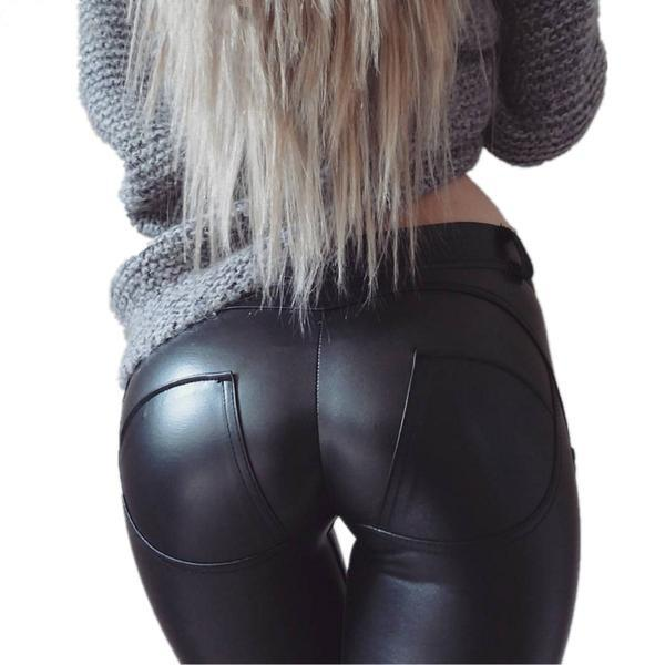 Black Women's Leggings