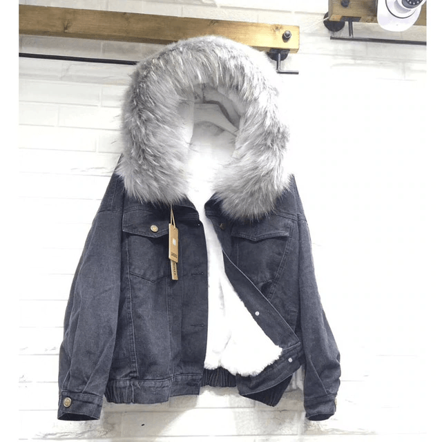Women's Spring-Winter Denim Jacket
