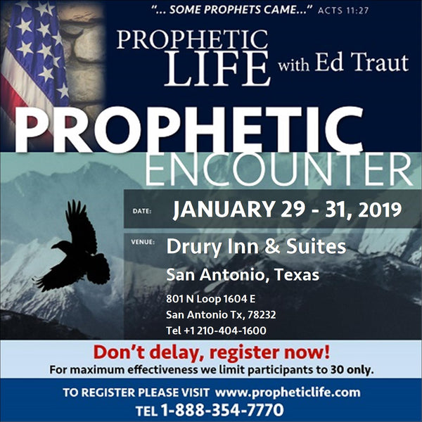 ENCOUNTER 2019 JANUARY REGISTRATION