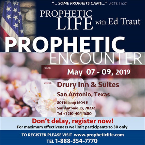 ENCOUNTER 2019 MAY REGISTRATION