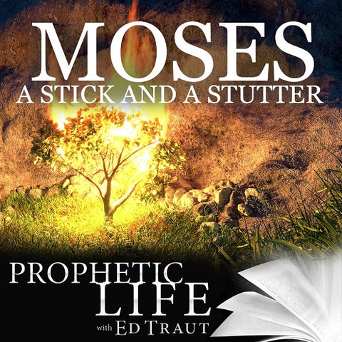 Moses: A Stick And A Stutter (Digital Download)