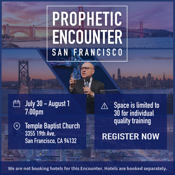 San Francisco Encounter July 2019 REGISTRATION