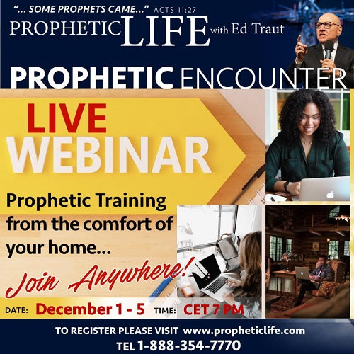 WEBINAR ENCOUNTER: DEC 2018 REGISTRATION