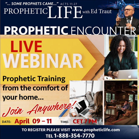WEBINAR ENCOUNTER: (AMERICA) APRIL 2019 REGISTRATION