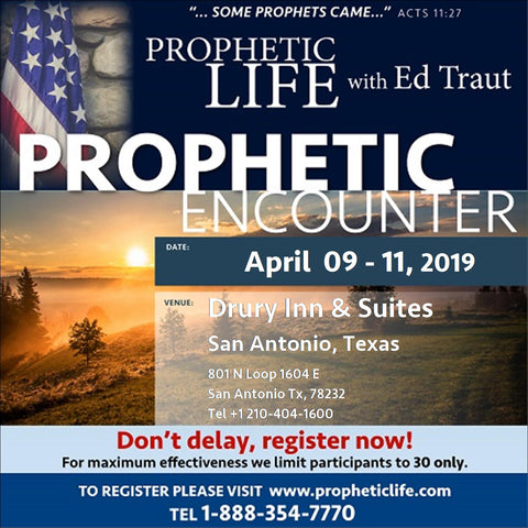 ENCOUNTER 2019 APRIL REGISTRATION