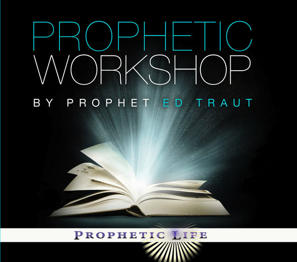 Prophetic Workshop Workbook - Hardcopy