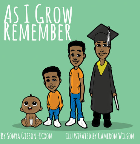 As I Grow Remember (Hard Copy Edition)