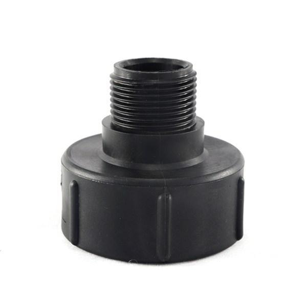 S60x6 Female IBC Tank Fitting To BSP Male 1 Inch