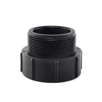 S60x6 Female IBC Tank Fitting To BSP Male 2 Inch