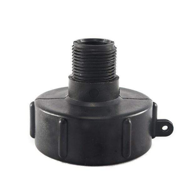 S60x6 Female IBC Tank Fitting To BSP Male 3/4 Inch