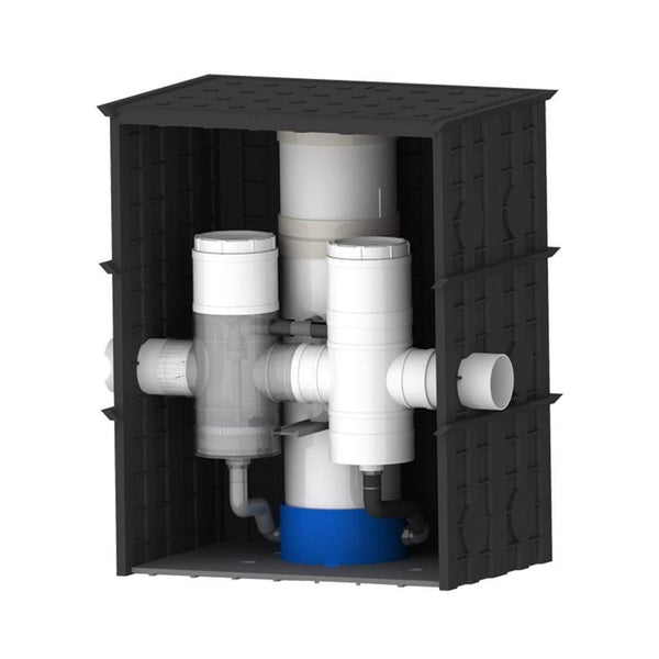 Grey Flow PS plug & Play Grey Water Diverter AWWS Pty Ltd