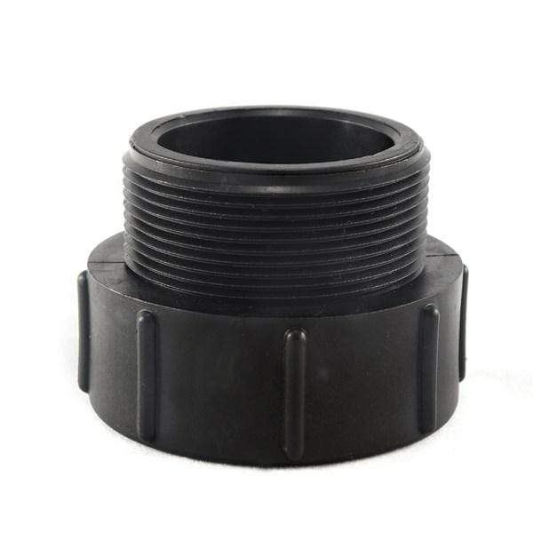 M55XP3 male to S60x6 female buttress thread adapter for IBC Tanks IBC Tank Fittings Wetta Sprinkler